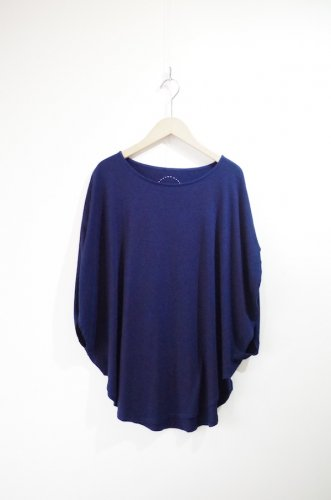 COSMIC WONDER-ORGANIC COTTON 円の衣(Natural Indigo)