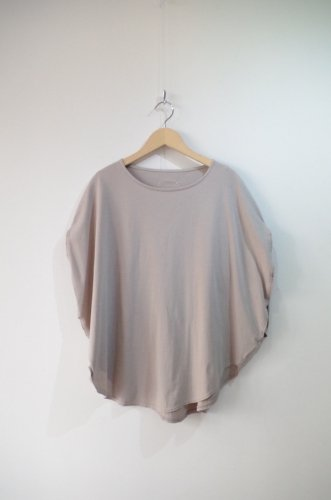 COSMIC WONDER-ORGANIC COTTON 円の衣(GREY)