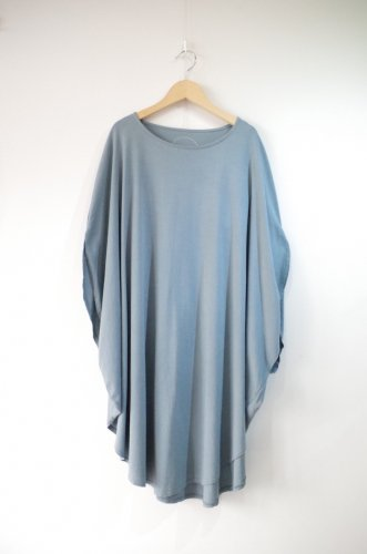 COSMIC WONDER-ORGANIC COTTON 円の衣・大(Natural Blue)