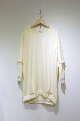 ohta - white easy layer - unisex