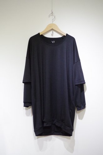 ohta - black easy layer - unisex