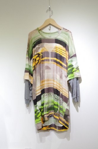 ohta - shima easy layer - unisex