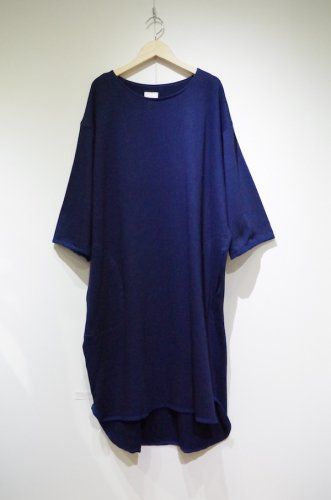 storymfg- Mess Dress-Indigo