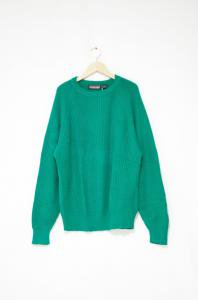 VINTAGE-Green Sweater