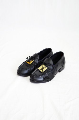 HAiK-Patch Up Dance Loafer (Black)