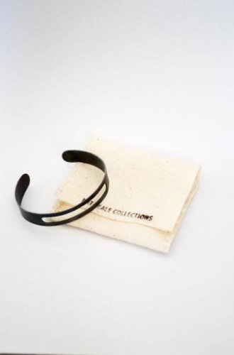 Kat Seale - Steel Cut Out Bracelet