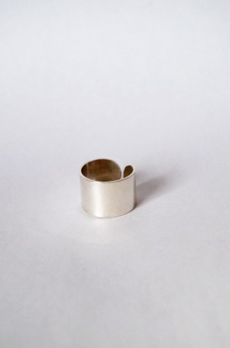 Kat Seale - Silver Large Ring