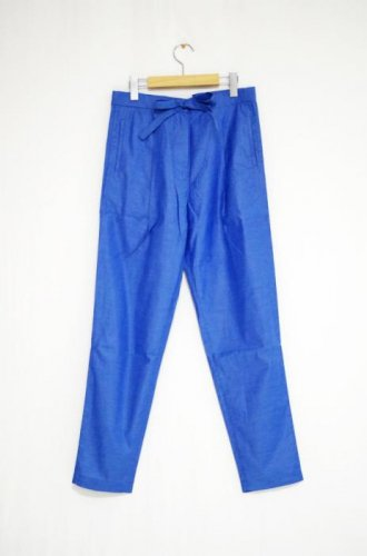 <img class='new_mark_img1' src='//img.shop-pro.jp/img/new/icons20.gif' style='border:none;display:inline;margin:0px;padding:0px;width:auto;' />ffiXXed -COMMUNAL TROUSER‐Blue 40%off