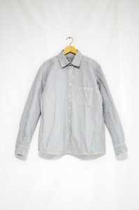 <img class='new_mark_img1' src='//img.shop-pro.jp/img/new/icons47.gif' style='border:none;display:inline;margin:0px;padding:0px;width:auto;' />A2 by AIRBAG CRAFTWORKS-Prag Shirts(Light grey)