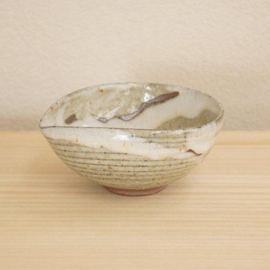 雫形五寸半鉢