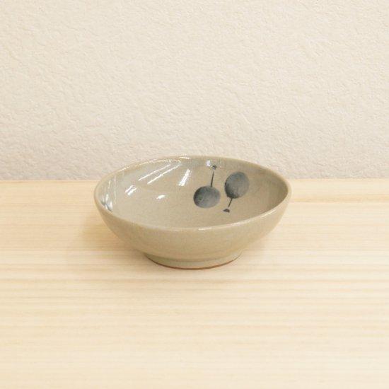 風船文浅鉢