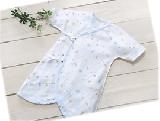 コンビ肌着 (ベビー服 手縫い型紙)