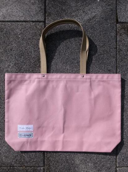 一澤信三郎帆布コラボトートバッグ|桜