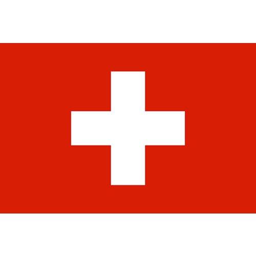 スイス国旗 - フタバ装飾 : 七夕飾り : 七夕