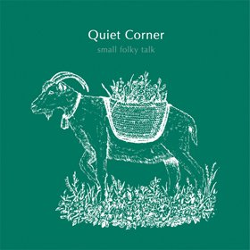 V.A. / Quiet Corner - small folky talk