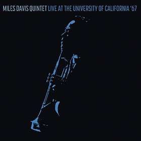 Miles Davis / Live At The University Of California '67【12inch LP】