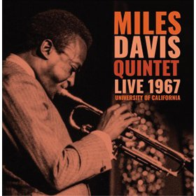 Miles Davis / Live 1967 University of California【CD】