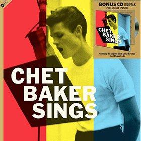 Chet Baker / Sings 【12inch LP+CD】