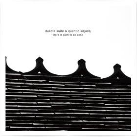 dakota suite &  quentin sirjacq /   there is calm to be done(国内盤)