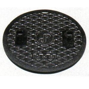 丸ます耐圧鋳鉄ふた Φ300