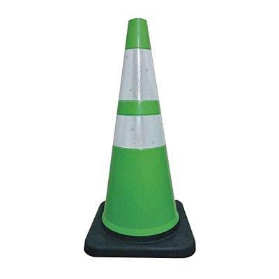PVCソフトスマートコーン  緑