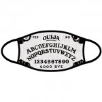 OUIJA マスク(白)<img class='new_mark_img2' src='https://img.shop-pro.jp/img/new/icons5.gif' style='border:none;display:inline;margin:0px;padding:0px;width:auto;' />