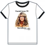 Farrah loves TF.