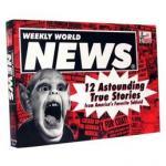 WEEKLY WORLD NEWS: post card