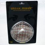 URBAN MASK pied-de-poule<img class='new_mark_img2' src='https://img.shop-pro.jp/img/new/icons5.gif' style='border:none;display:inline;margin:0px;padding:0px;width:auto;' />