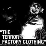 THE TERROR FACTORY CLOTHING