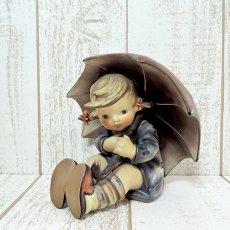 Hummel(フンメル)152/0 B「Umbrella Girl 」/Goebel/ゲーベル★廃盤/180316
