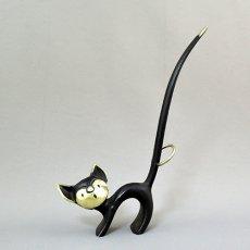 Walter Bosse(ウォルター・ボッセ)★リングホルダー/オブジェ/cat/ネコ/091117