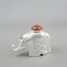 Christofle(クリストフル)★ゾウ/elephant/オブジェ/250418