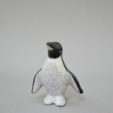 Walter Bosse(ウォルター・ボッセ)★ペンギン(SS)/マジョリカ焼/160421