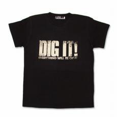 【Dig it Tシャツ】ブラック
