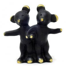 Walter Bosse(ウォルター・ボッセ)★ミニチュアオブジェ(M)クマ/a pair of bears