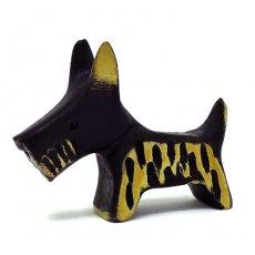 Walter Bosse(ウォルター・ボッセ)★ミニチュアオブジェ(SS)スコティッシュ/Scottish terrier