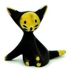 Walter Bosse(ウォルター・ボッセ)★ミニチュアオブジェ(S)ネコ/cat