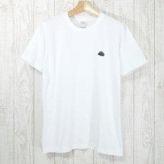 Walter Bosse.jp(ウォルター・ボッセjp)★半袖Tシャツ/ハリネズミ/white