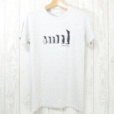 Walter Bosse.jp(ウォルター・ボッセjp)★半袖Tシャツ/ペンギン/オートミール