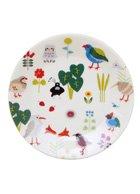 プチケーキ皿【地面の鳥】