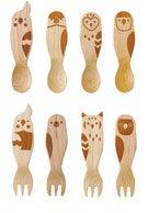 木製スプーン・フォーク【8種】