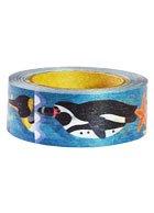 マスキングテープ【泳ぐペンギン】