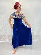 ベルベットドレス V20