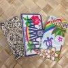 ハワイアン柄スマホケース(iPhone6S.7.8対応)