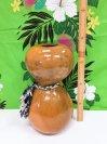イプヘケ 1 ハワイアン楽器 高さ36センチ