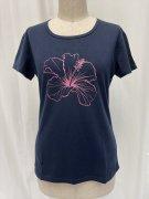 HawaiianTシャツ ハイビスカス フラTシャツ