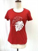 HawaiianTシャツ モンステラ フラTシャツ