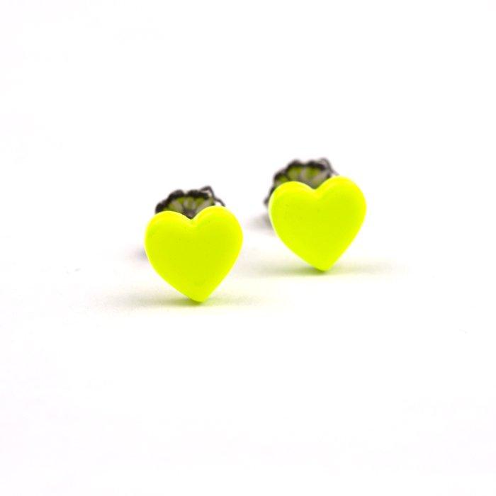 Paint Heart Posts
