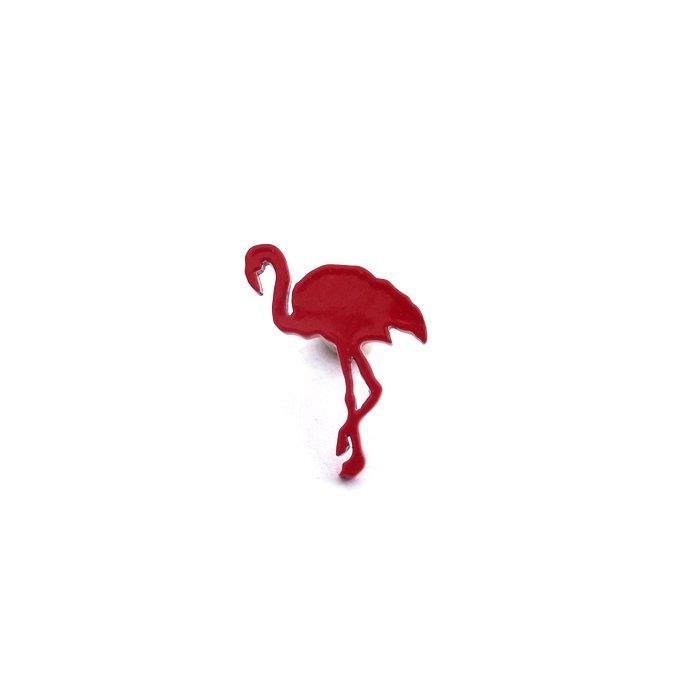 Safari Color Posts - Flamingo(サファリカラーピアス-フラミンゴ)